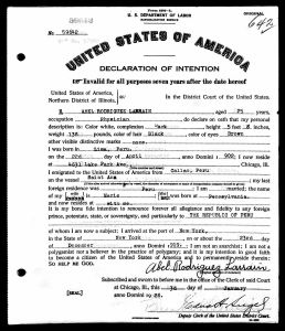 Rodriguez, Able - Naturalization - 1928-01-03