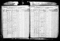 Bratt, David, 1865, Census, New York, Hannibal, Oswego, New York, USA