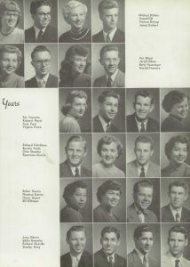 Floyd, Richard - Redlands Yearbook '54